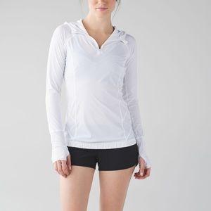 NWT lululemon hoodie size 2